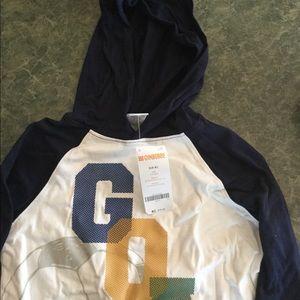 Gymboree Shirts & Tops - Brand New boys long sleeve shirt
